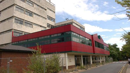 The former maternity unit at Harold Wood Hospital