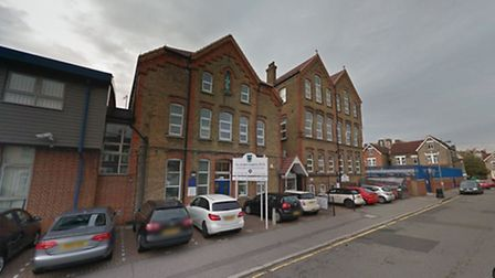 Ursuline Academy Ilford, Morland Road, Ilford. Picture: Google Street View