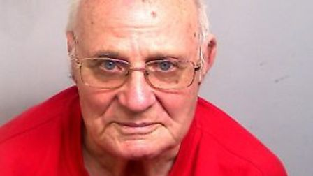 Ronald King, who has admitted killing his wife Rita King.