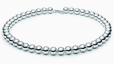 One of the pieces of jewellery stolen from a property in Chigwell on Tuesday. Picture: Essex Police