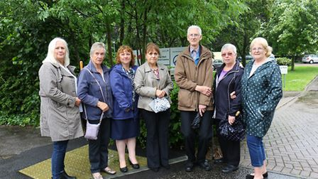 The Redbridge Alzheimer's Society has been closed down. Former staff are up in arms about it and wan