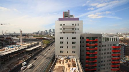 The scheme is part of the �3.7billion regeneration programme for Canning Town and Custom House.