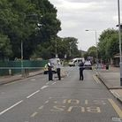There has been a shooting in Loxford Park, on Loxford Lane
