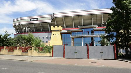 Filming is starting at the Boleyn Ground today