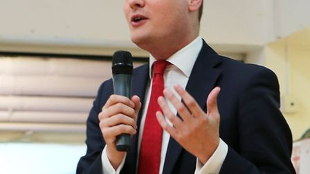 MP Wes Streeting