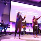 Official opening of City Gates Church, Clements Road, Ilford