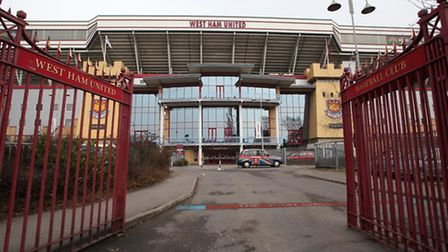 Upton Park is to be demolished