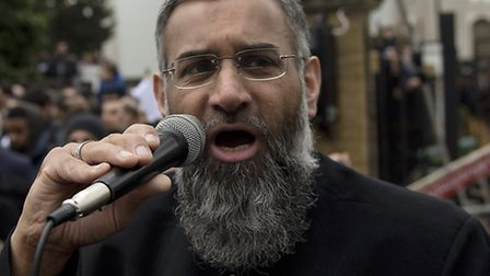 Radical cleric Anjem Choudary, of Hampton Road, Ilford, is seeking to appeal his conviction of raisi