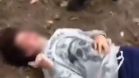 Havering Police have been investigating after a video showing a boy being beaten up went viral.
