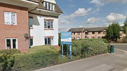 Hornchurch Nursing Home. Picture: Google Maps.