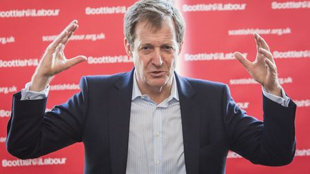 Alastair Campbell appeared on Good Morning Britain and attacked Leavers for running scared over a se