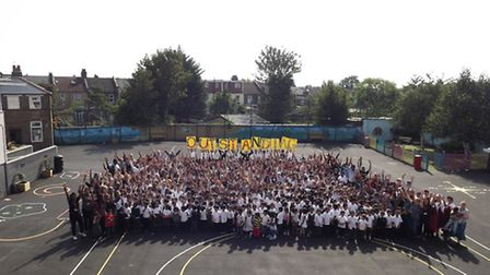 Kensington Primary School received an Outstanding Ofsted rating