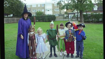 The children of Fulwood Primary School took part in a fancy dress day inspired by their favourite st