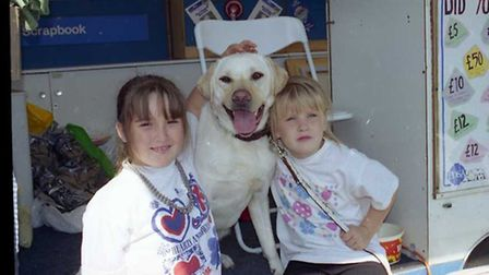 The Redbridge PDSA show 1996 thrilled youngsters and pets alike on this week 20 years ago.