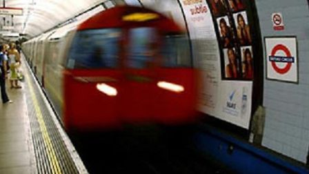 There are severe delays on the Central Line