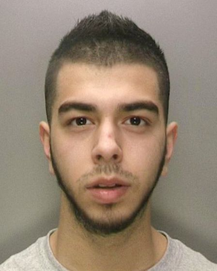 Undated handout photo issued by West Midlands Police of Lemar Wali, who was cleared of the murder an