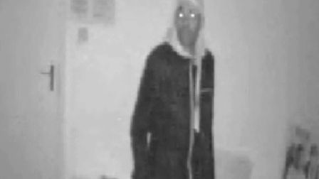 Anyone who recognises the man shown on CCTV should contact police on 101 or Crimestoppers anonymousl
