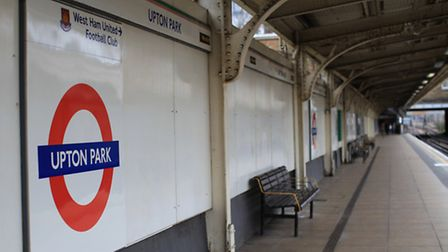 A video has been circulated on social media of an alleged assault of a man at Upton Park underground