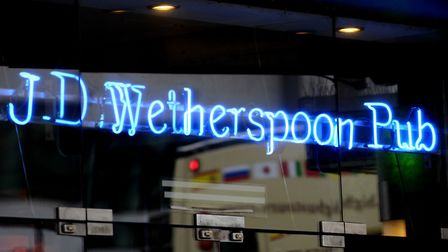 Wetherspoon pubs are to stop serving some popular foreign spirits