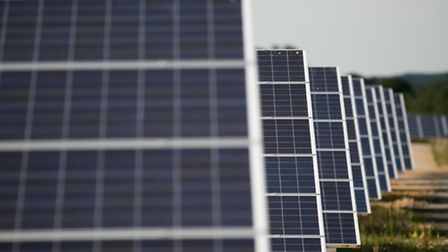 Solar parks could be introduced to Havering Picture: Daniel Leal-Olivas/PA Images