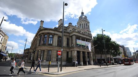 The awards are taking place at the Old Town Hall, Stratford