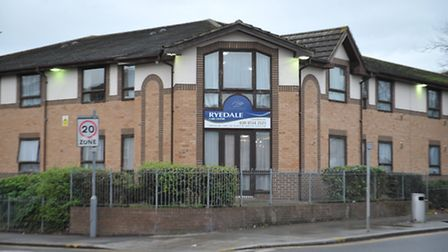 Ryedale care home in Ilford