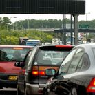 There is congestion on the A12.
