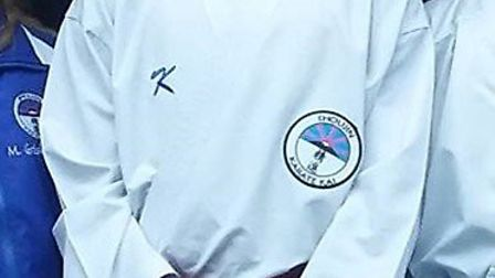 JJ Francis, from Newham's Shoujin Karate Kai club, has been picked to represent England