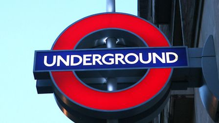 File photo dated 29/01/09 of a general view of a sign for the London underground in central London,