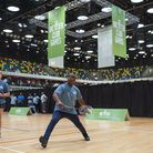 The 2014 Better Games at the Copper Box Arena