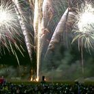 Newham held its fireworks display on Saturday at Wanstead Flats. Pictures: Andrew Baker and Paul Boy