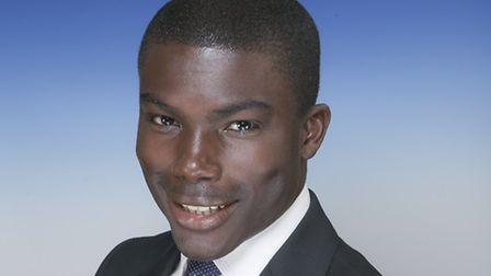 Plaistow North's Cllr James Beckles Picture: Newham Council