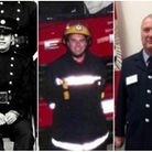 Firefighter Wayne Hughes retires today after 40 years in the London Fire Brigade