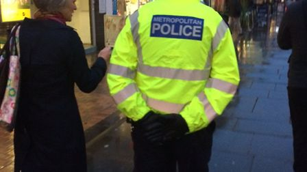 The increased patrols were part of the Autumn Nights Operation.