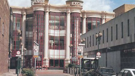 The Exchange. Picture: Norman Gunby