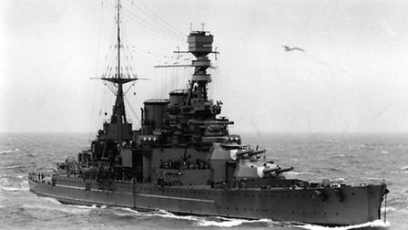 On this day, 75 years ago, the battleships HMS Repulse and HMS Prince of Wales were sunk by Japanese