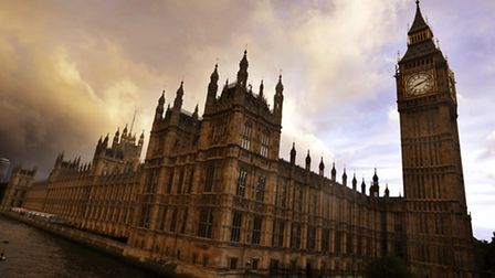 The Houses of Parliament, where long-standing Romford MP John Parker often raised issues affecting h