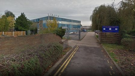 St Edward's Church of England School and Sixth Form College. Picture: Google Maps.