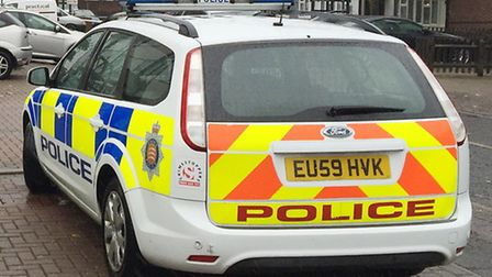 Essex police. Picture PA.