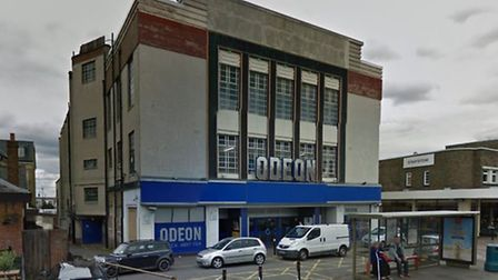 The Odeon in South Woodford High Road - formerly ABC Cinema Sourth Woodford. Photo: Google Maps.