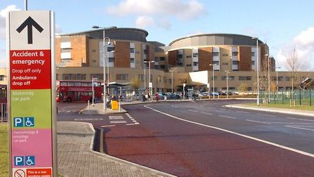 Queen's Hospital in Romford is the flagship of Barking, Havering and Redbridge University Hospitals