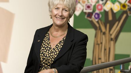 Conservative MP for Hornchurch and Upminster Dame Angela Watkinson