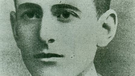 Dr Andrea Angel, chief chemist at the Brunner Mond Works, who lost his life after rushing back into