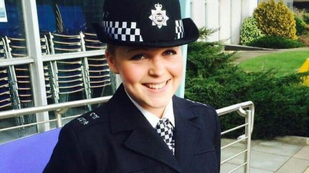 Newham Sgt Sally Longhurst was praised for her quick-thinking in helping a man who had fallen ill