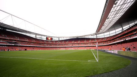 The fight broke out after the two teams met at Arsenal's Emirates Stadium (Picture: Olly Greenwood)