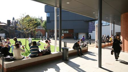 The University of East London has been awarded a share of almost �6 million.