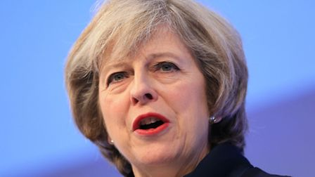 Prime Minister Theresa May said she is committed to ensuring the UK leaves the EU's Single Market. P