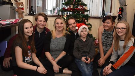 The Box family have raised £100,000 to have a life changing operation for Nathan Box