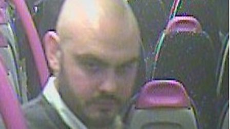 Police would like to speak to this man (picture: BTP)