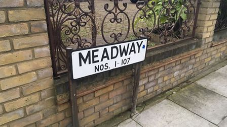 Meadway, in Seven Kings, where a couple were tied up and burgled in their own home.